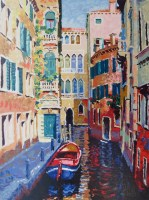 Acqua Venezia I  30 x 22 inches